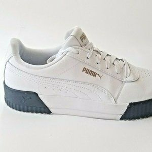 PUMA Women's Cali Leather Platform Shoes Sz 8.5